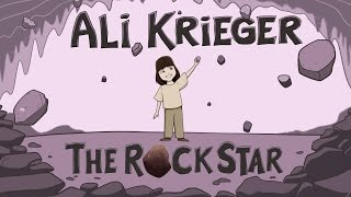 Ali Krieger: The Rockstar | WNT Animated, Presented by Ritz