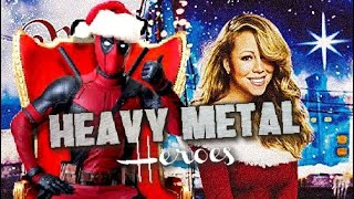 Mariah Carey - All I Want For Christmas Is You (Cover by Heavy Metal Heroes)
