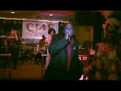 Noel Browne and Caribbean Music Farm Band - Wine On Me Baby
