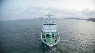 GLOBALink   China's largest patrol vessel put into service