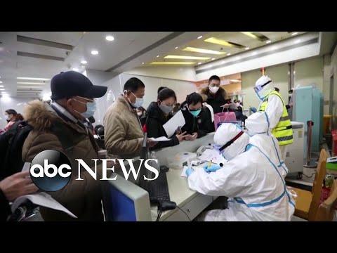 Coronavirus declared global health emergency by WHO l ABC News