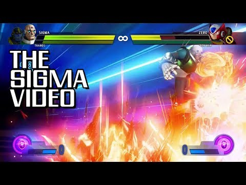 Sigma [Solo 9k damage from a counter]
