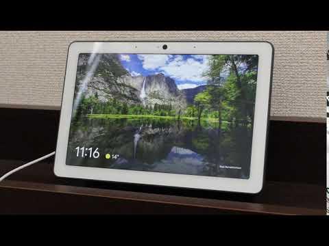 Google Nest Hub Maxのリマインダー動作 -Impress Watch