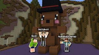 Minecraft: A VOLTA DO BUILDÃO COM YOUTUBERS!!! (BUILD BATTLE)