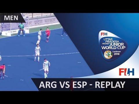 Argentina v Spain - Men's Hockey Junior World Cup Lucknow