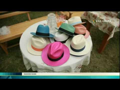 Fashion Guide №14 (10.08.2017) - Kazakh TV