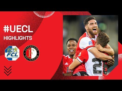 Luzern Feyenoord Goals And Highlights