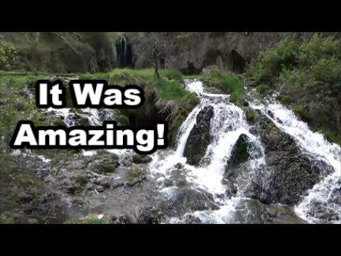 Spearfish Canyon, South Dakota - Roadtrip Vlog 4