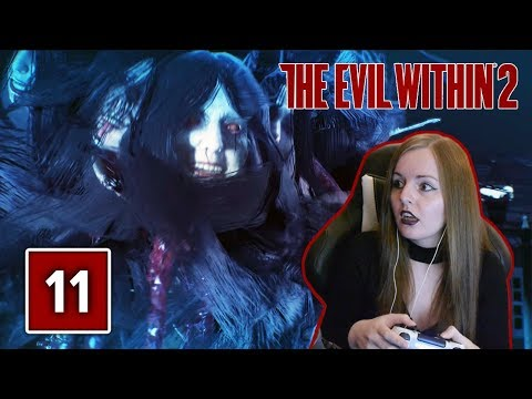CHAPTER 5 BOSS FIGHT | The Evil Within 2 Gameplay Walkthrough Part 11