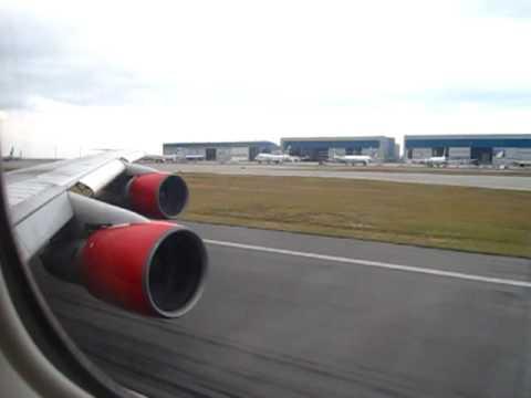 Orient Thai 747-146B(SR/SUD) - Departure Rwy 07R from Hong Kong Chek Lap Kok International (HKG)