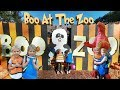 BOO AT THE ZOO KIDS animals music and fun with Harzel