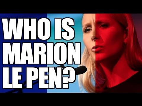 Who is Marion Maréchal Le Pen?
