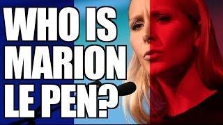 Video Who is Marion Maréchal Le Pen? download MP3, 3GP, MP4, WEBM, AVI, FLV Juli 2017