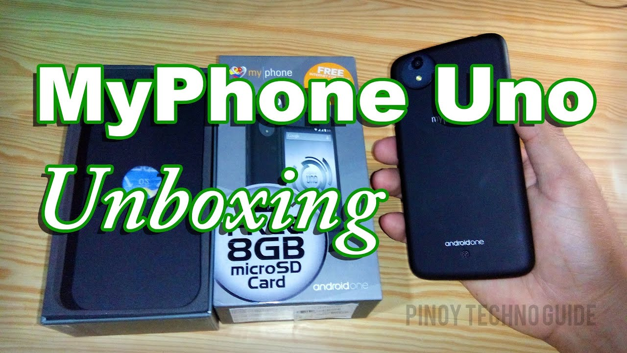 Repeat MyPhone Uno Unboxing, Antutu Test and Sample Pics by Pinoy