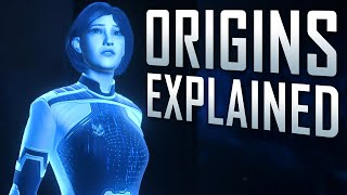 """Origins of """"The Weapon"""", Cortana's Younger Sister   Halo Infinite Lore"""