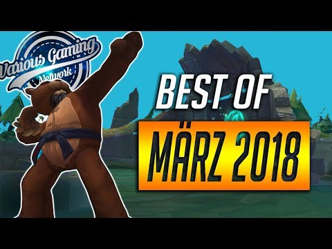 Various Gaming Network | Best of LoL März 2018