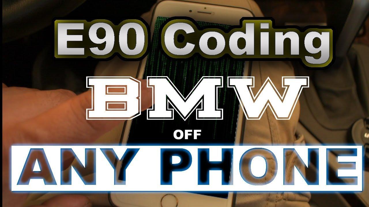 HOW TO CODE BMW Folding Mirrors With Phone E90 3 Series E39 5 Series 528I  328I M5 M3