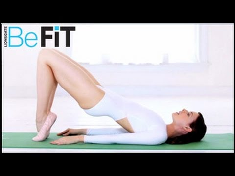 Ballet Beautiful | Lean Legs & Buns Workout- Mary Helen Bowers