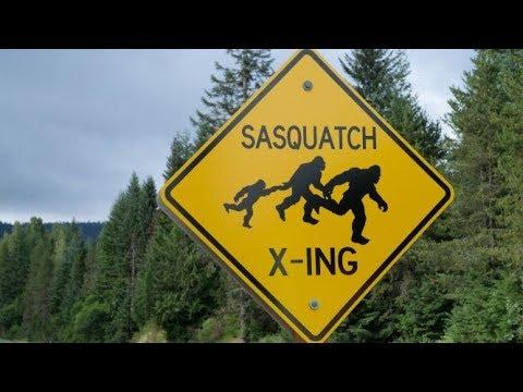 Terrifying Bigfoot Story of Utah