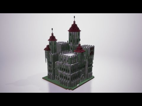 Share your Minecraft builds on Remix 3D!