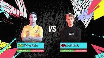 FIFA 20 FUT Champions Grand Final November Tekkz vs Fifilza7