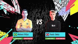 FIFA 20 FUT Champions Grand Final November Tekkz vs Fifilza7 screenshot 3