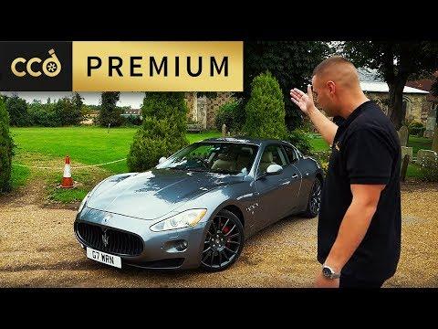 Maserati Granturismo S V8 Car Review [LOUD] 2 Things I Love!