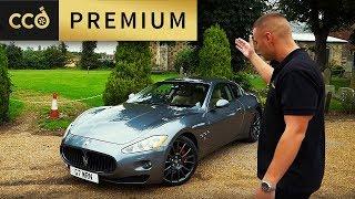 Maserati Granturismo S 2011 Videos