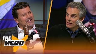 Best of The Herd with Colin Cowherd on FS1 | January 17th 2018 | THE HERD