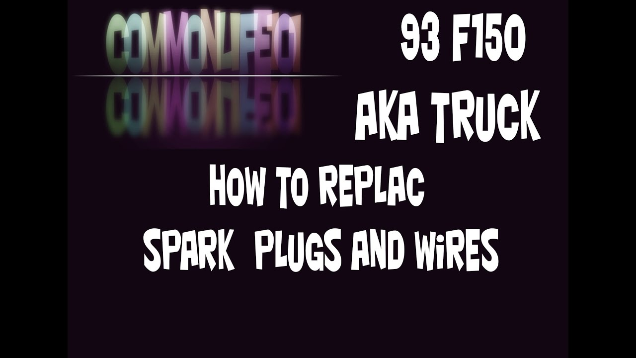 93 f150 how to put in new Spark Plugs and Wires - YouTube  F Spark Plug Wiring Diagram on 95 f150 suspension, 95 f150 frame, 95 f150 pcm, 95 f150 parts, ford f150 starter diagram, 95 f150 engine, 1995 ford f150 distributor diagram, 95 f150 bumpers, 95 f150 fuel system, 95 f150 brochure, 95 f150 solenoid, 95 f150 headlights, 95 f150 chassis, 95 f150 accessories, 2000 ford taurus fuel pump fuse diagram, f150 fuel system diagram, 95 f150 sub box, 95 f150 starter, 95 f150 shock absorber, 95 f150 ford,