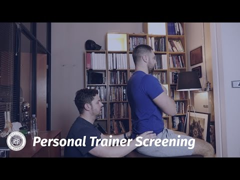 Personal Trainer Screening - Integra Training