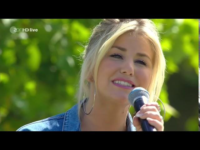 Beatrice Egli-Verboten gut-ZDF Fernsehgarten 16.8.2020