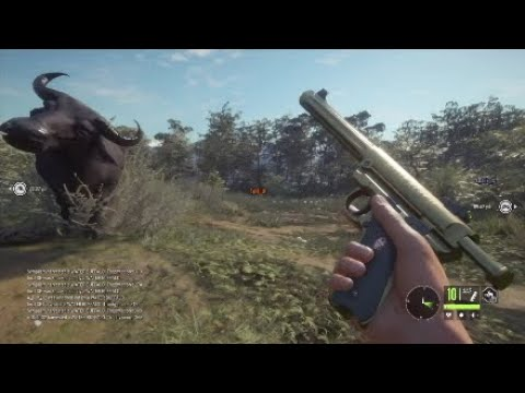 When Idiots Go Buffalo Hunting (Call Of The Wild Funny Moments Ep.14)