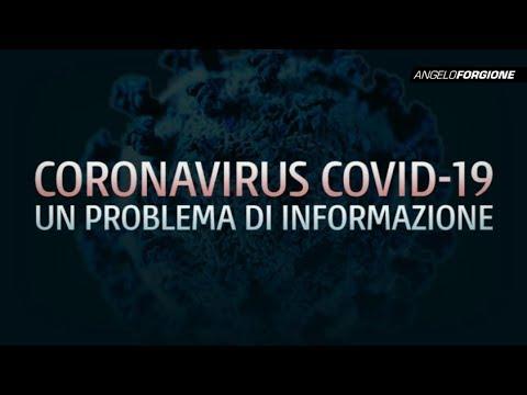 CORONAVIRUS, UN SERIO PROBLEMA DI INFORMAZIONE (il fenomeno Massimo Galli)