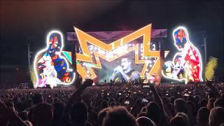 Robbie Williams in Prague 19.8.2017 The Heavy Entertainment Show