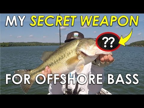 How To Fish Hair Jigs For Bass | Offshore Summer Fishing