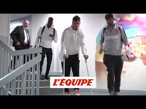 Rupture des ligaments croisés pour Jovetic ? - Foot - L1 - Monaco