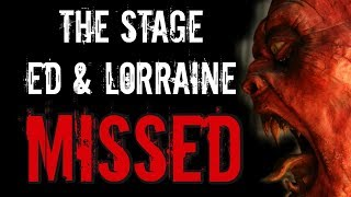 INFLUENCE: THE SILENT DEMONIC HAUNTING STAGE