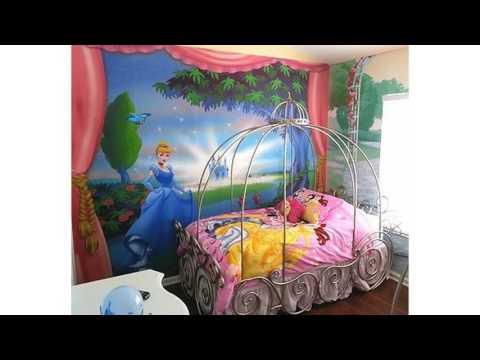 Cinderella Bedroom Ideas