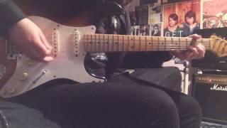 MOJO HAND - Brian Fallon - Guitar Cover