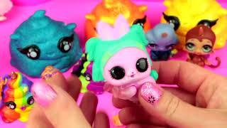 LOL Surprise  Zwierzątko LOL Pets dla Poopsie Slime Unicorn ♀️ bajki dla dzieci • Toys Land