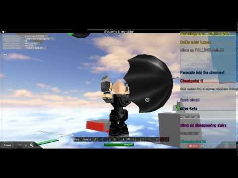 Noobthatanoysu S Tutorials Roblox Magical Umbrella Glitch