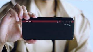 فيديو جديد للهاتف Lenovo Z6 Pro يؤكد قدومه بنوتش وقارئ بصمات أصابع مدمج بالشاشة