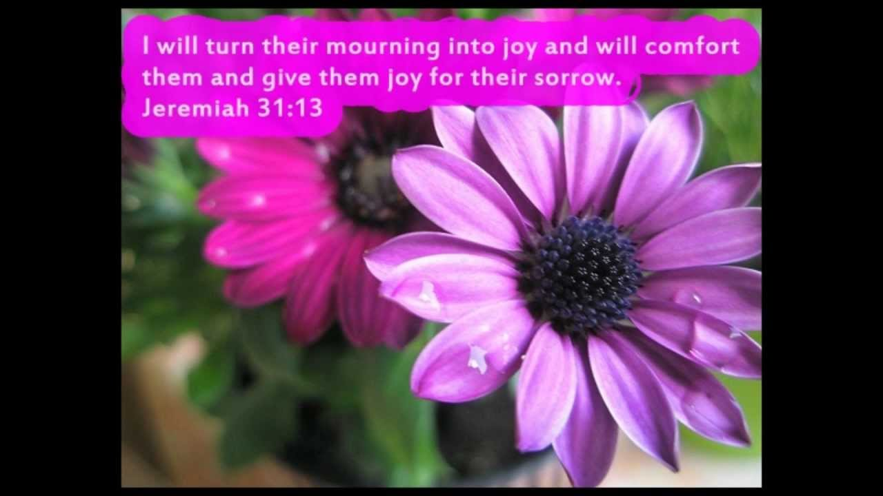 Bible Verses for the New Year 2012 - Music: Nearer my God to thee ...