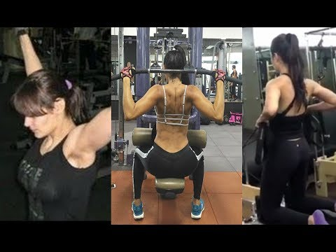Katrina Kaif Hot Workout For Tiger Zinda Hai