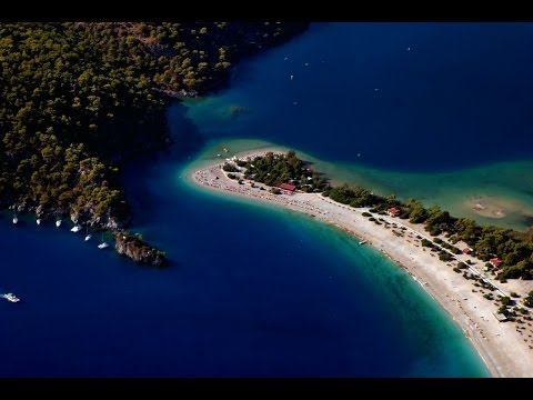 Turkey oludeniz travel guide - oludeniz travel video