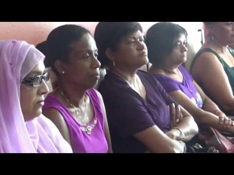 Conference de Presse- L'aile feminine du MMM