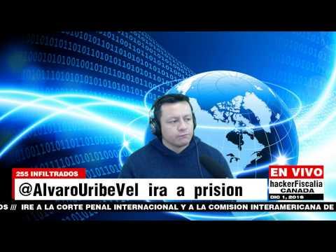 @AlvaroUribeVel ira a prision