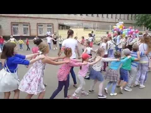 Детский праздник — Игра — ЗОЛОТЫЕ ВОРОТА! — русская народная хороводная !!!