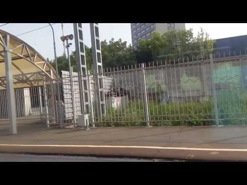 . Москва-Тверь. Поездка на электричке с Ленинградского вокзала